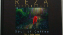 """Soul of Coffee"" by Reza, texts by Rachel Deghati, a book translated in 7 languages"