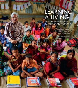 "Book – ""Learning a living"", Innovative education seen by Reza"