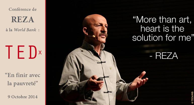 TEDx REZA