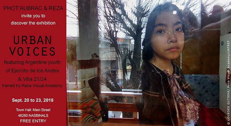 Exhibition – Reza Visual Academy – Phot'Aubrac
